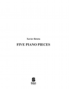 Five Piano Pieces