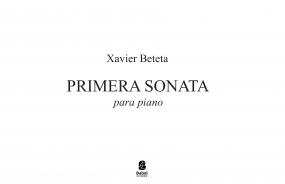 Primera Sonata