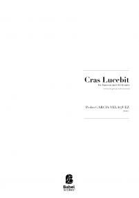 Cras Lucebit [German system bassoon] image