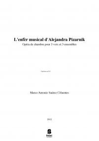 L'enfer musical d'Alejandra Pizarnik