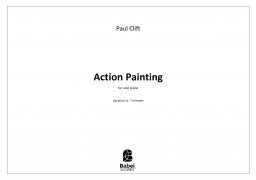 Action Painting image