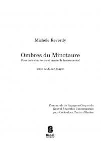 Ombres du Minotaure