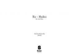 Ex-Haiku