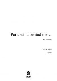 Paris wind behind me... image