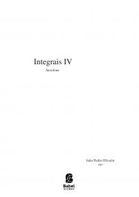 Integrais IV