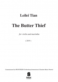 The Butter Thief