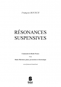 Résonances suspensives image