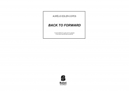 Back to Forward