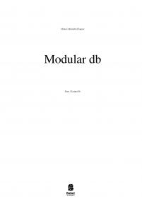 Modular db