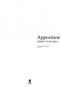 Apposition IV