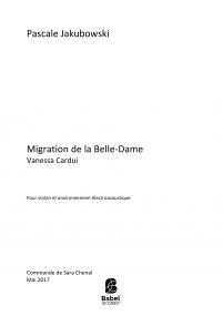 Migration de la Belle-Dame