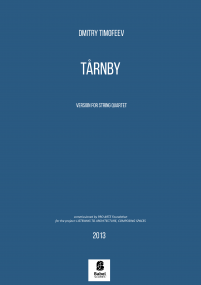 Tarnby: version for string quartet image