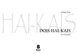 DOIS HAI-KAIS