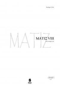 MATIZ VIII