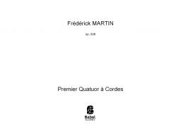 Premier Quatuor à Cordes