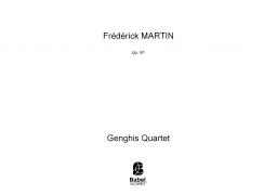 Genghis Quartet