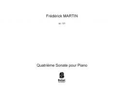 Quatrième Sonate pour Piano