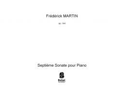Septième Sonate pour Piano