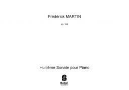 Huitième Sonate pour Piano
