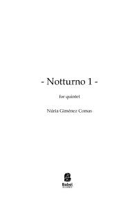 Notturno I