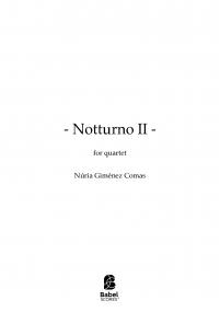 Notturno II