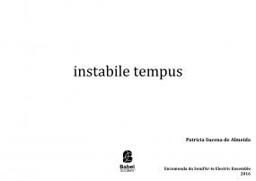 Instabile Tempus