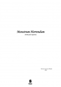 Monstrum Horrendum image