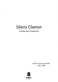 Silens Clamor