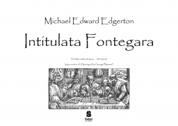 Intitulata Fontegara