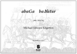 abaGa baʁatur