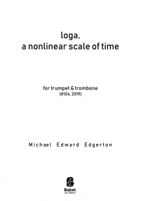 loga, a nonlinear scale of time