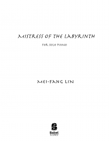 Mistress of the Labyrinth