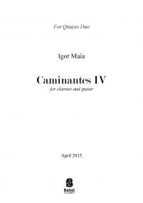 Caminantes IV
