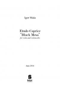 Etude-Caprice