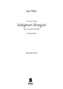 Xakypueri A'ang'aé
