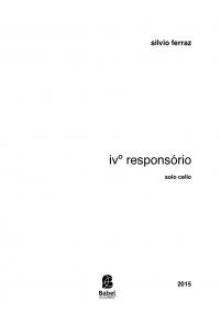 IVº Responsorio