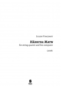 Hāshiya: Matn