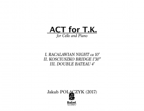 Act for T.K. image