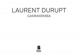Gammarimba