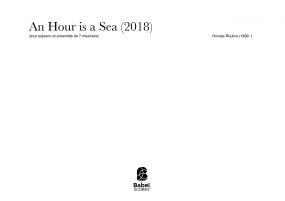 An Hour is a Sea