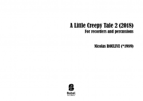 A Little Creepy Tale 2