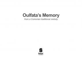 Oufata's Memory
