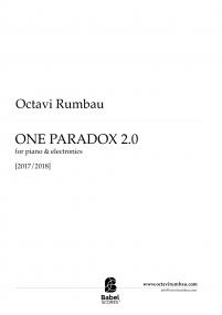 One paradox 2.0