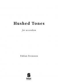 Hushed Tones
