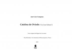 Catalina de Oviedo