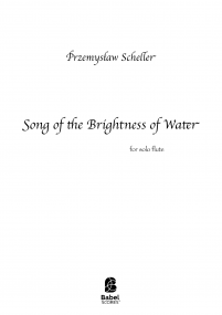 Song of the Brightness of Water
