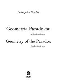 Geometry of the Paradox