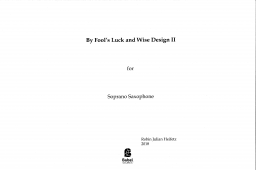 By Fool's Luck and Wise Design II image