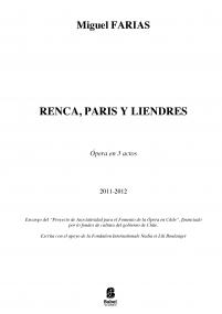 Renca, París y Liendres