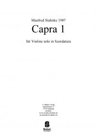 Capra 1